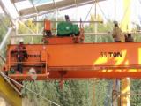 Montaje Puente Grúa 55 Ton